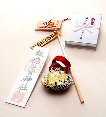 5千円以上  (神札・肌守り・ガーゼハンカチ・破魔矢)